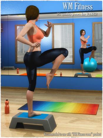 WM_Fitness - poses for V4 & G2