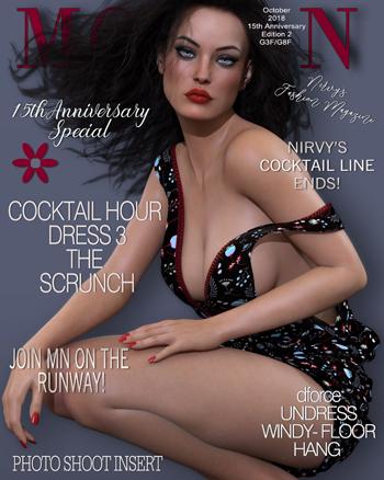 dforce Cocktail Hour Three -A Scrunch Dress- G3G8