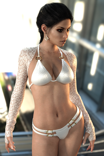 Rebeca model by BestmanPi (Genesis 3 morph)