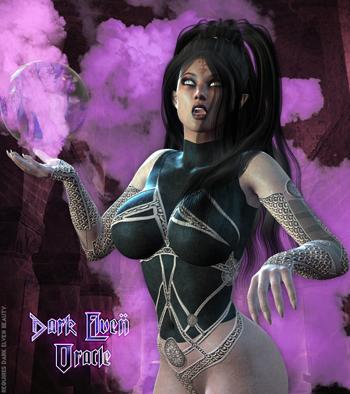 Dark Elven Oracle