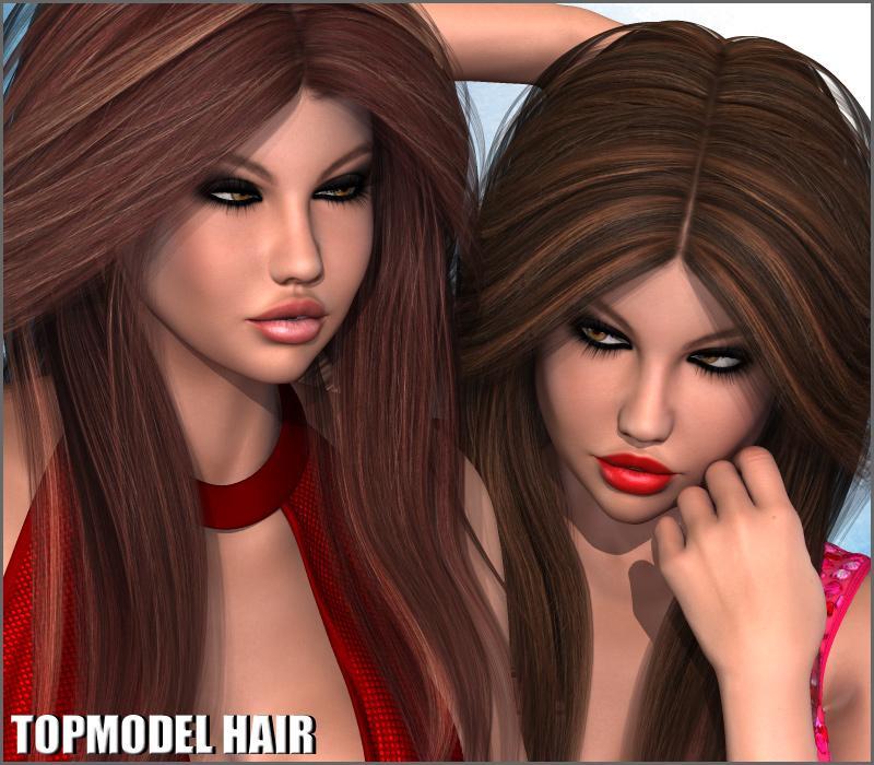 Topmodel Hair