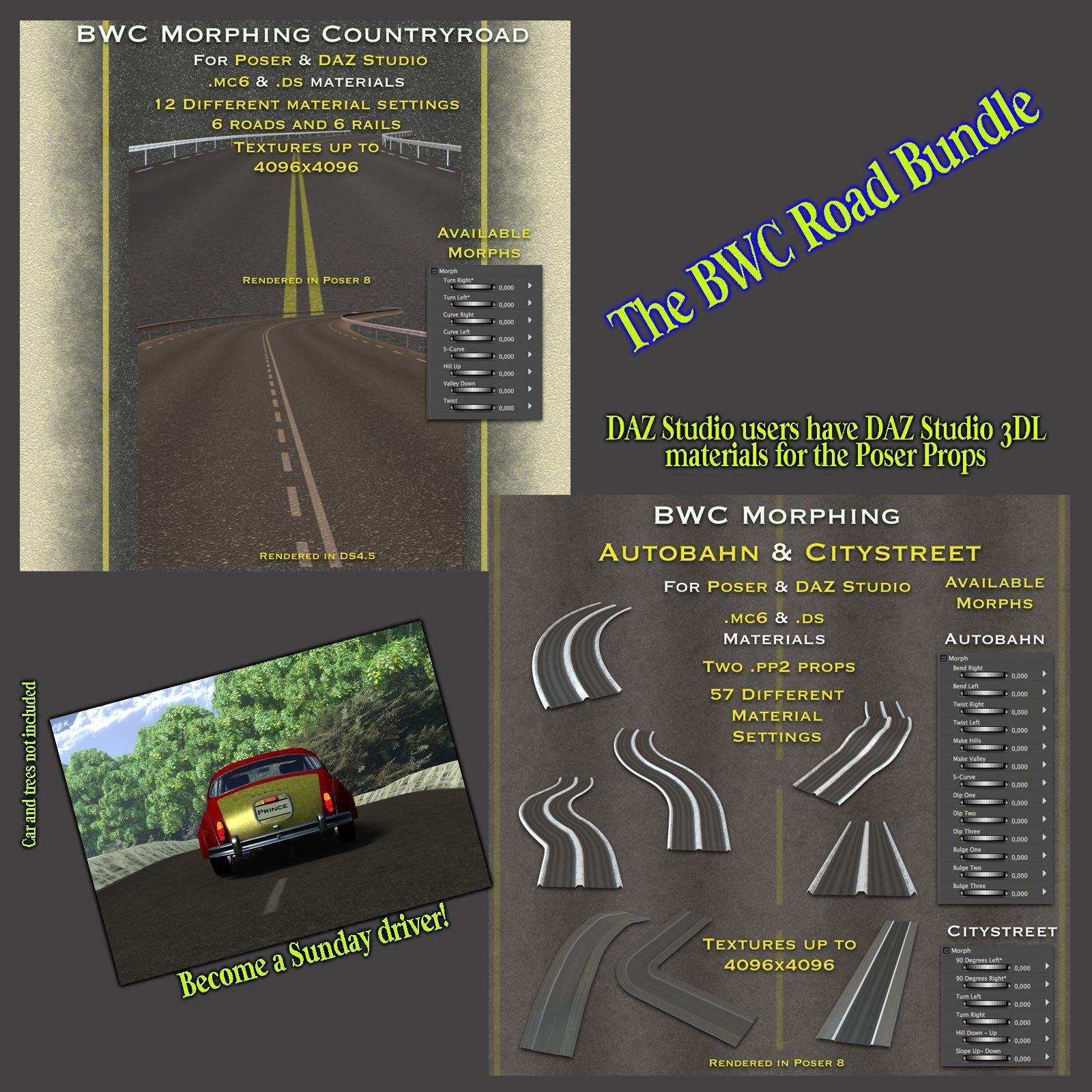 BWC Road Bundle