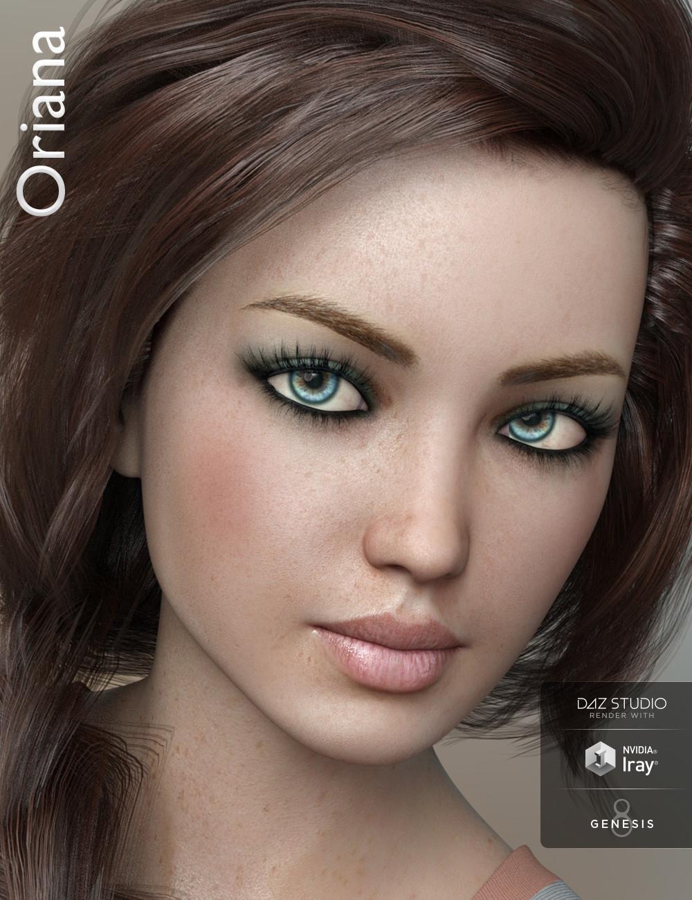 Oriana for Genesis 8 Female
