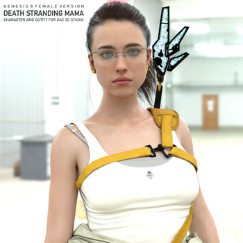 Death Stranding Mama for G8F