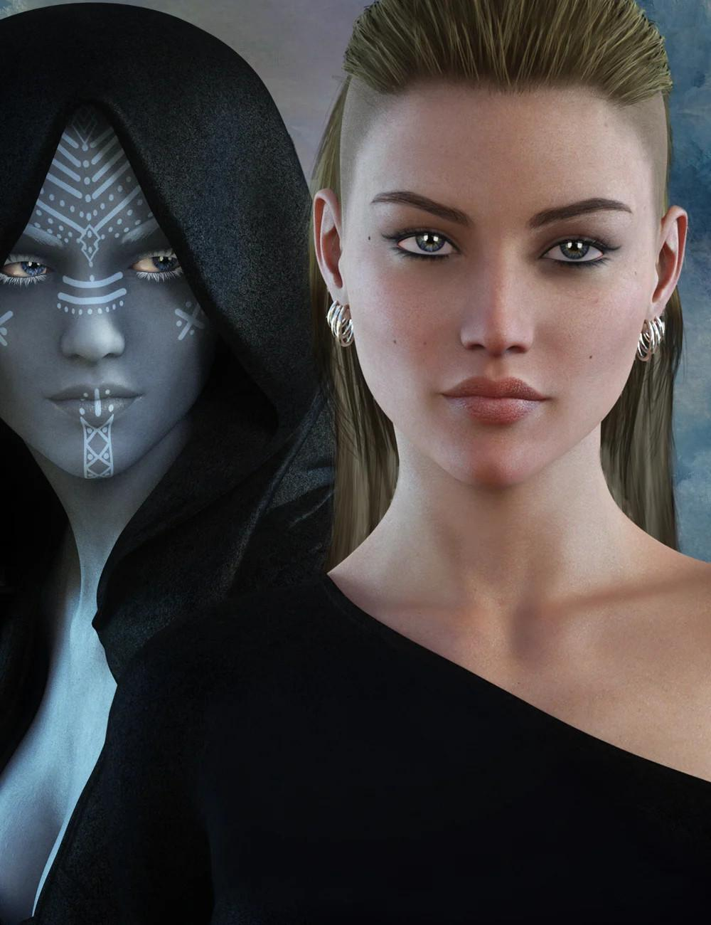 Eilish for Genesis 3 Female