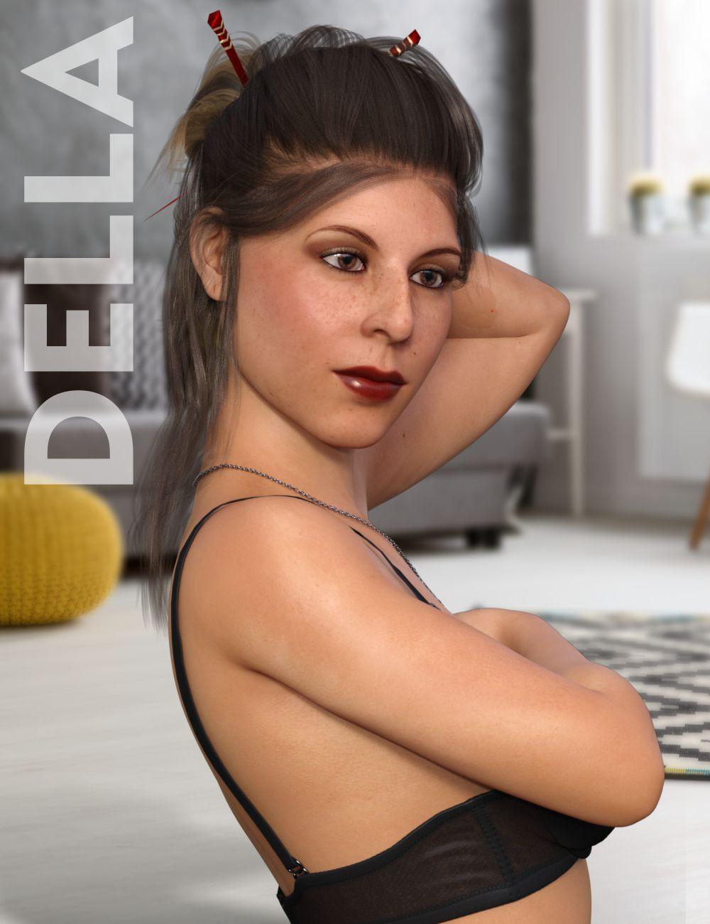 Della for Genesis 3 Female