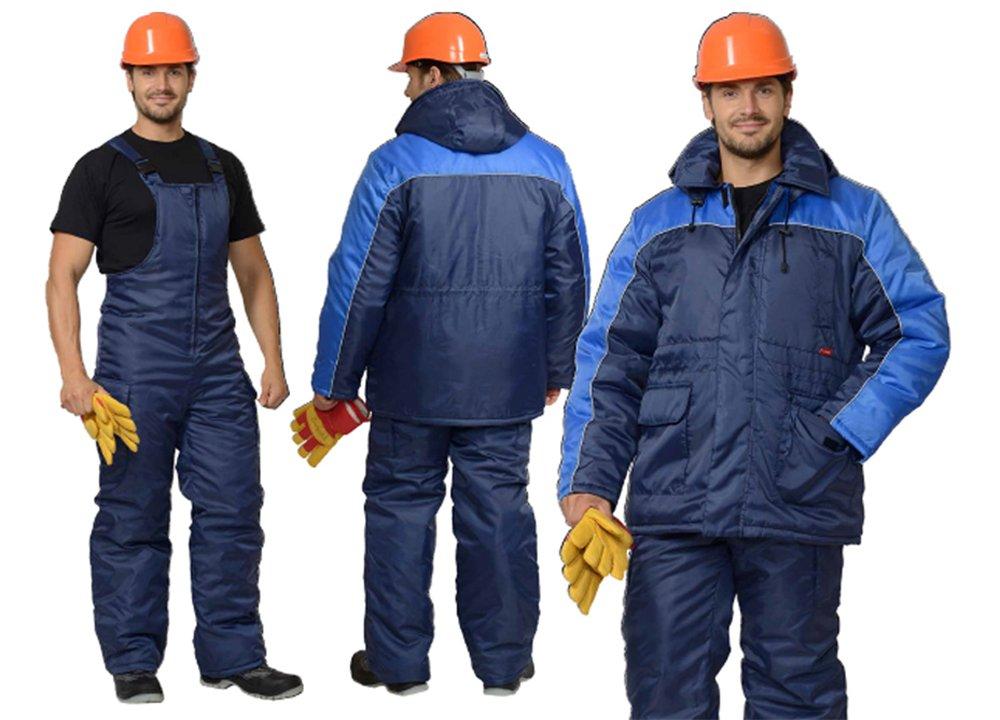 Спецодежда для работников строительных специальностей
