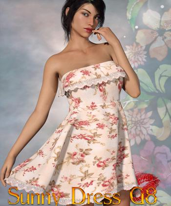 Sunny Dress G8F