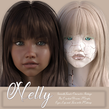TEEN- NELLY G8F