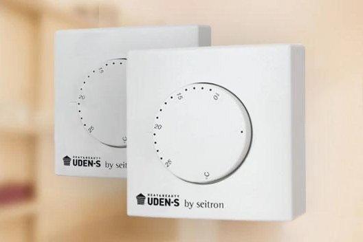 Терморегулятори для інфрачервоних обігрівачів