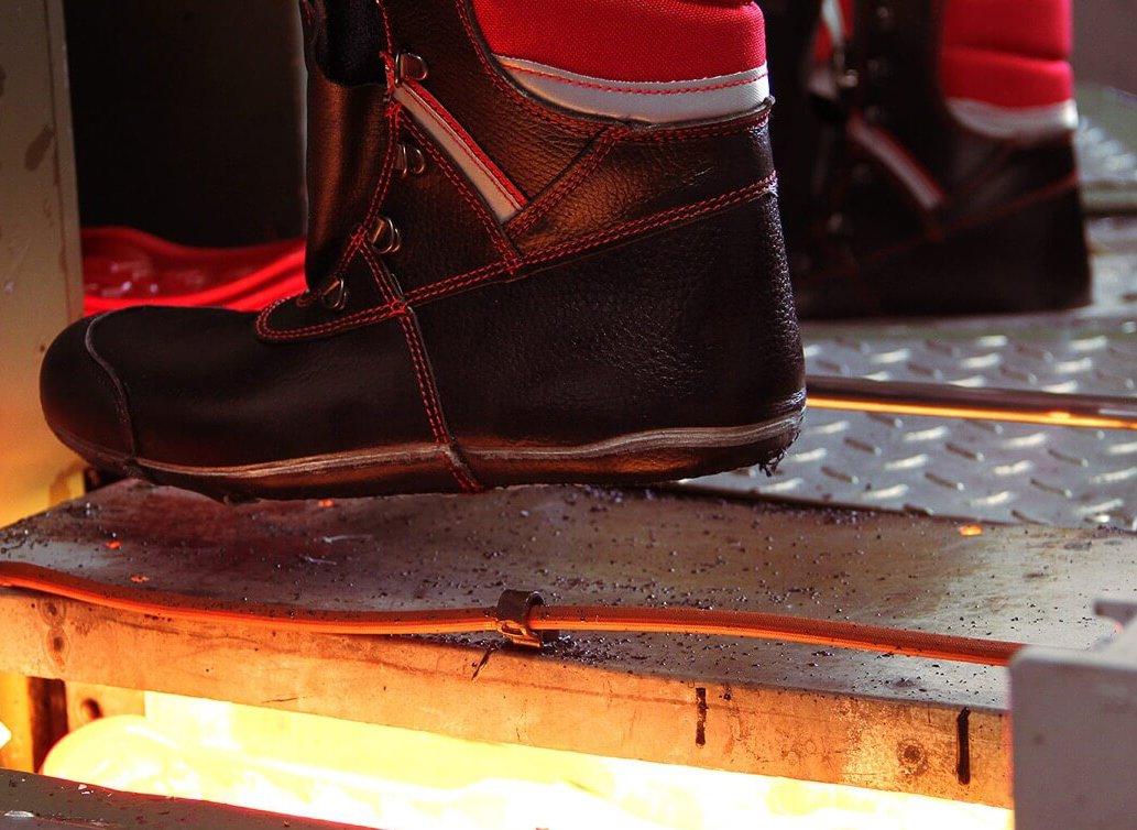 Термостойкая обувь для рабочих специальностей