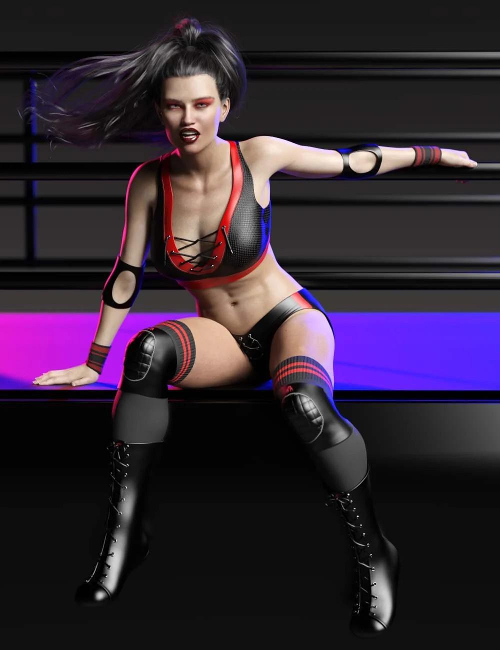 CB Take Down Clothing Set for Genesis 8 Female(s)