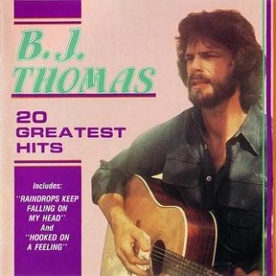 B.J. Thomas - 20 Greatest Hits (1990)