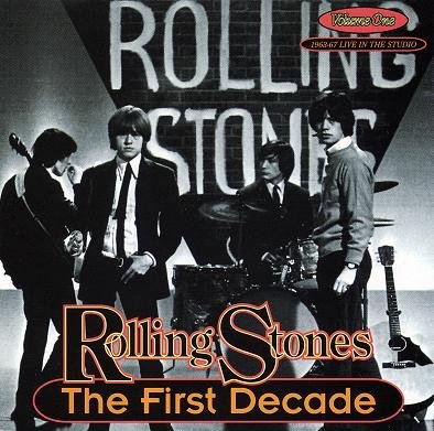 The Rolling Stones - The First Decade (1993)