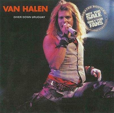 Van Halen - Diver Down Uruguay (1983)