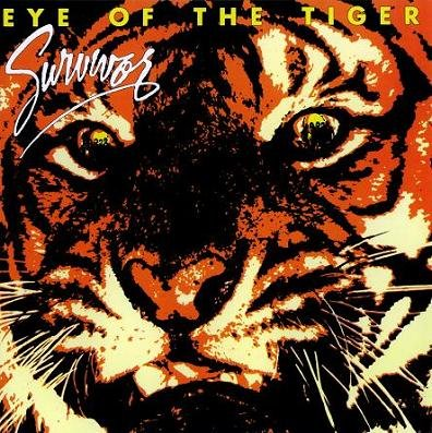 Survivor - Eye Of The Tiger (1982)