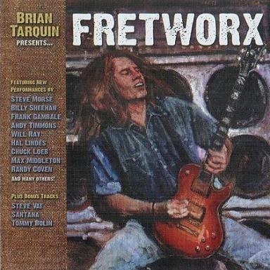 VA - Brian Tarquin Presents Fretworx (2008)