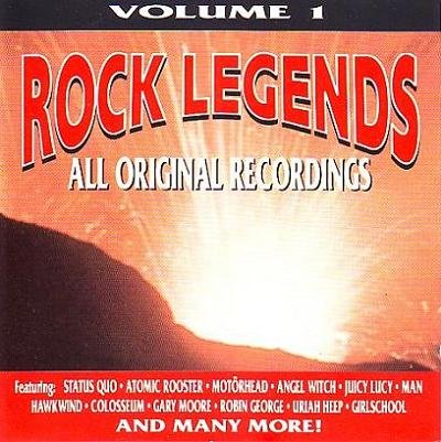 VA - Rock Legends Volume 1 (2009)