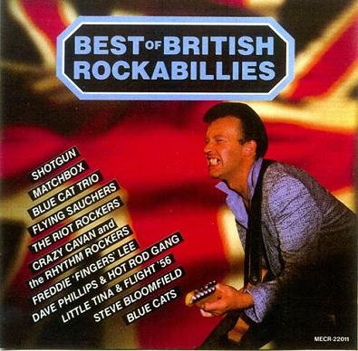 VA - Best Of British Rockabillies (1991)