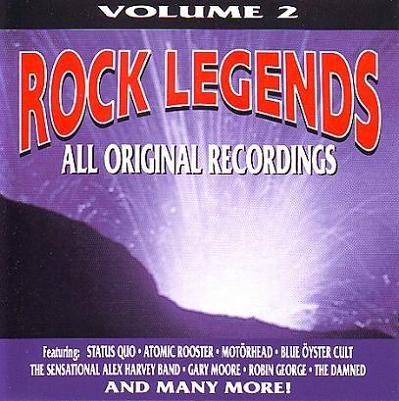 VA - Rock Legends Volume 2 (2009)