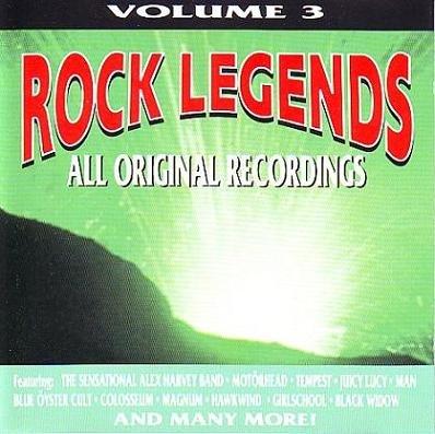 VA - Rock Legends Volume 3 (2009)