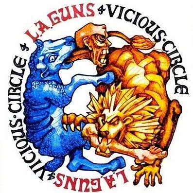 L.A. Guns - Vicious Circle (1994)
