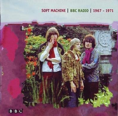 Soft Machine - BBC Radio 1967-1971 (2003)