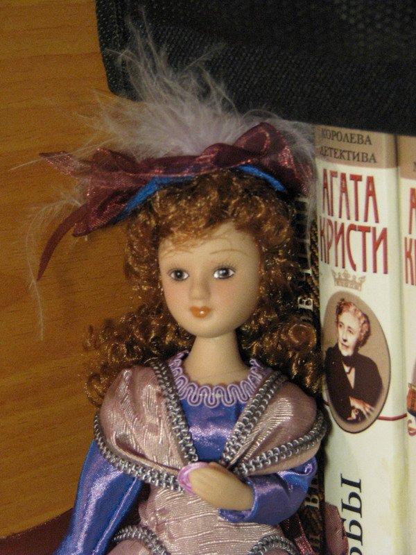 Дамы эпохи №7 - Констанция Чаттерлей