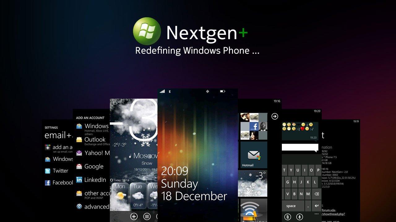 Download ROM HD7 Nextgen+ Very Fast ♦ Fullunlock MultiLang ISharing OS7740.