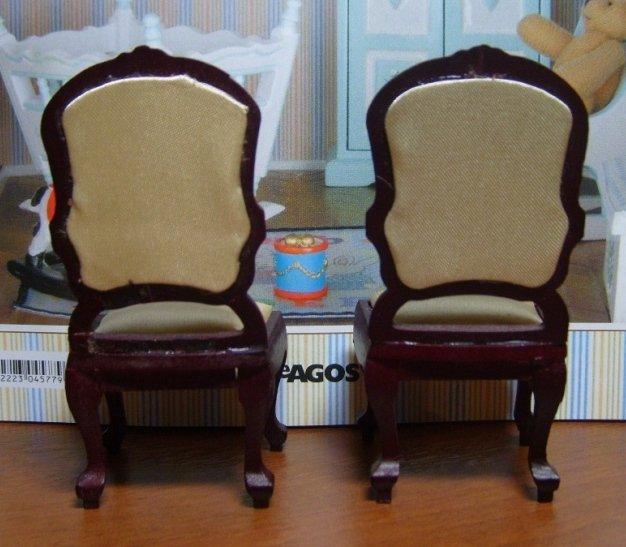 Дом Мечты №19 Два стула
