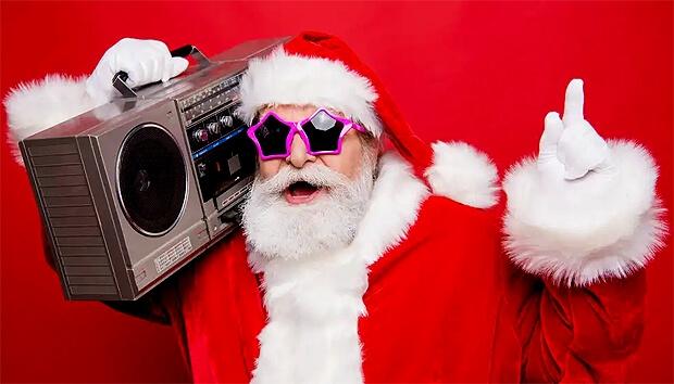 31 декабря в прямом эфире ведущие «Большого Радио» - Новости радио OnAir.ru