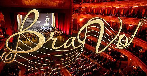 В Москве состоялась II церемония вручения Международной профессиональной музыкальной премии «BraVo» - Новости радио OnAir.ru