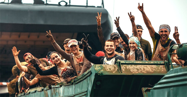 Вступи в ENERGY-взвод и испытай самое увлекательное приключение в жизни - Новости радио OnAir.ru