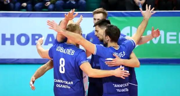 Радио ENERGY-Самара приглашает на большой волейбол - Новости радио OnAir.ru