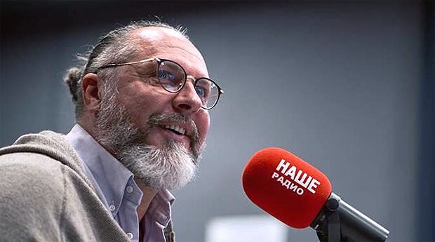 В эфире утреннего шоу «Подъёмники» побывал Юрий Грымов - Новости радио OnAir.ru