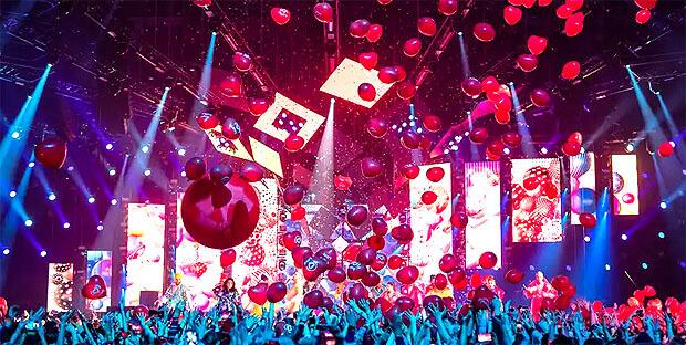 Влюбленная пара из Челябинска побывала на Big Love Show 2019 - Новости радио OnAir.ru