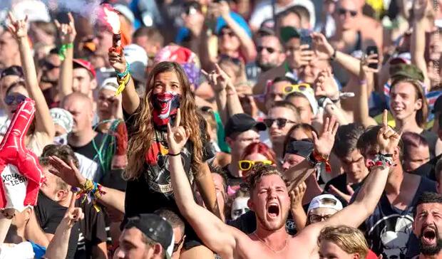Новая тройка музыкантов подтвердила свое участие в фестивале «НАШЕСТВИЕ-2019» - Новости радио OnAir.ru