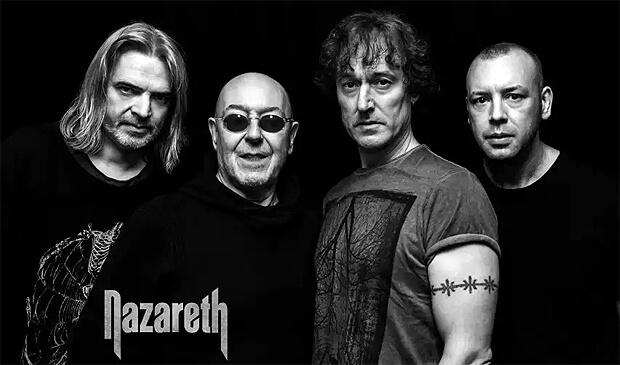 «Авторадио» рекомендует концерт группы Nazareth - Новости радио OnAir.ru