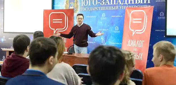 Курские студенты узнали секреты работы на радио - Новости радио OnAir.ru