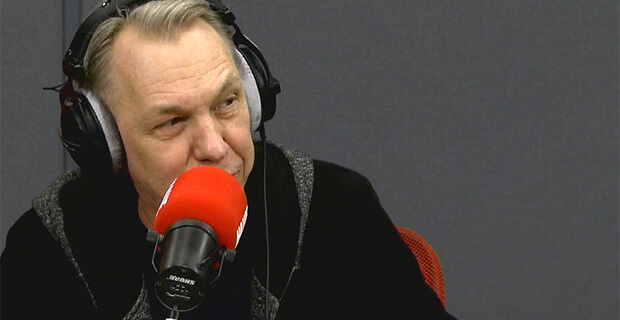 Александр Ф. Скляр побывал на НАШЕм Радио - Новости радио OnAir.ru