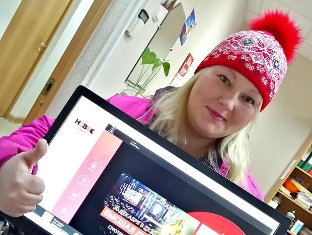Слушательница «Нового Радио» из Санкт-Петербурга выиграла в эфире самую новую модель iPhone  - Новости радио OnAir.ru