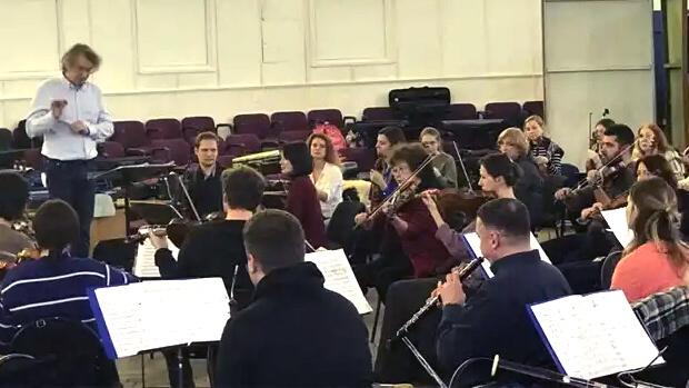 Радио «Орфей» собирает «Зимний оркестр» - Новости радио OnAir.ru
