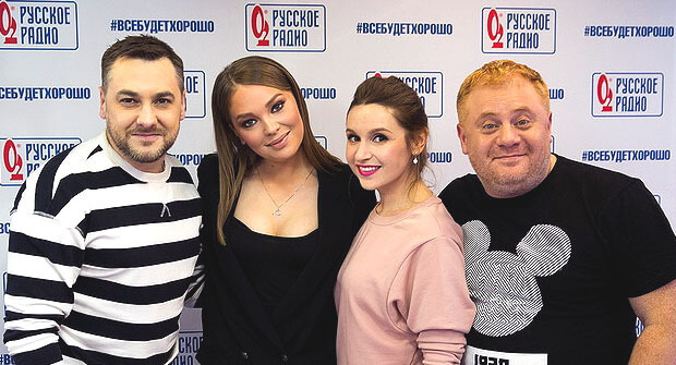 Гузель Хасанова в гостях у «Русских Перцев» - Новости радио OnAir.ru