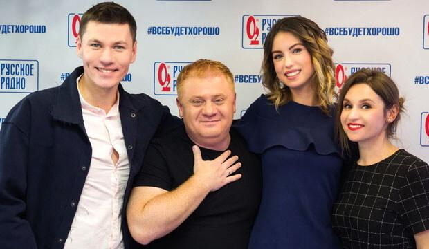 Анастасия Аммосова побывала в гостях у «Русских Перцев» - Новости радио OnAir.ru