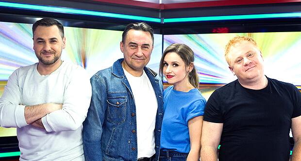 Камиль Ларин стал гостем утреннего шоу «Русские Перцы» - Новости радио OnAir.ru