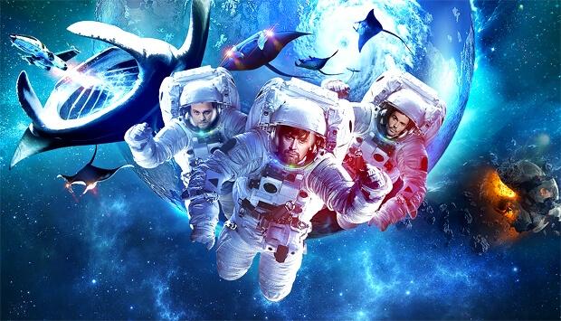 «Юмор FM» – партнер новогоднего шоу братьев Сафроновых «Тайна трех планет» - Новости радио OnAir.ru