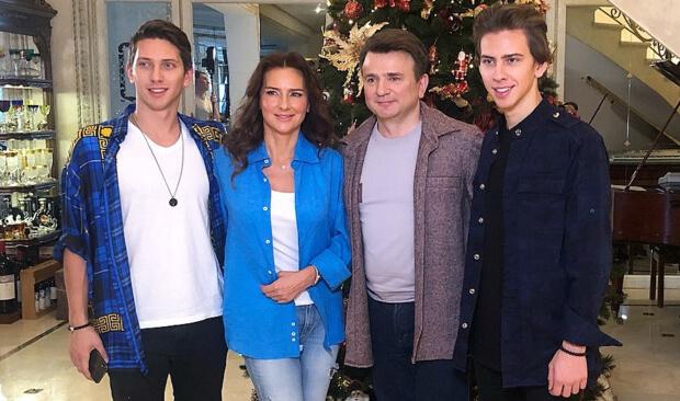 Семья Елены Север в программе «Когда все дома» - Новости радио OnAir.ru
