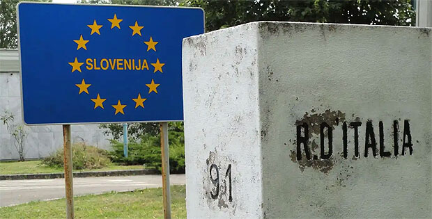 Словения подает в суд на Италию из-за итальянского радио на приграничных территориях - Новости радио OnAir.ru
