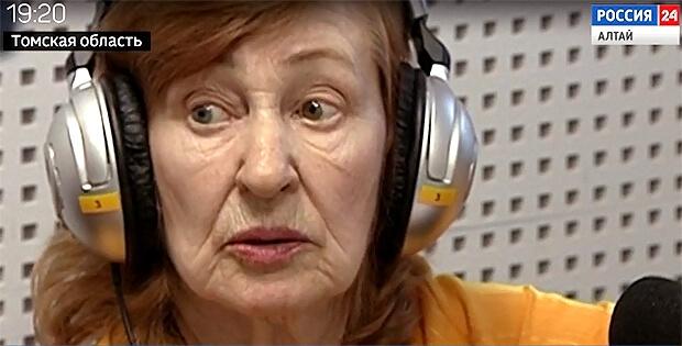 79-летняя сибирячка приняла участие в конкурсе рэперов на «Радио России» - Новости радио OnAir.ru