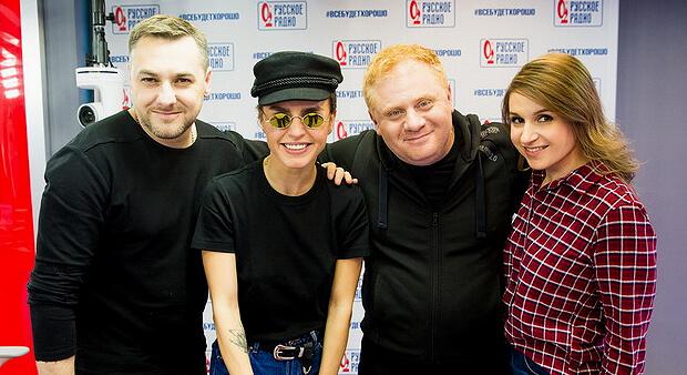Певица Юлия Zivert заглянула в гости к «Русским Перцам» - Новости радио OnAir.ru